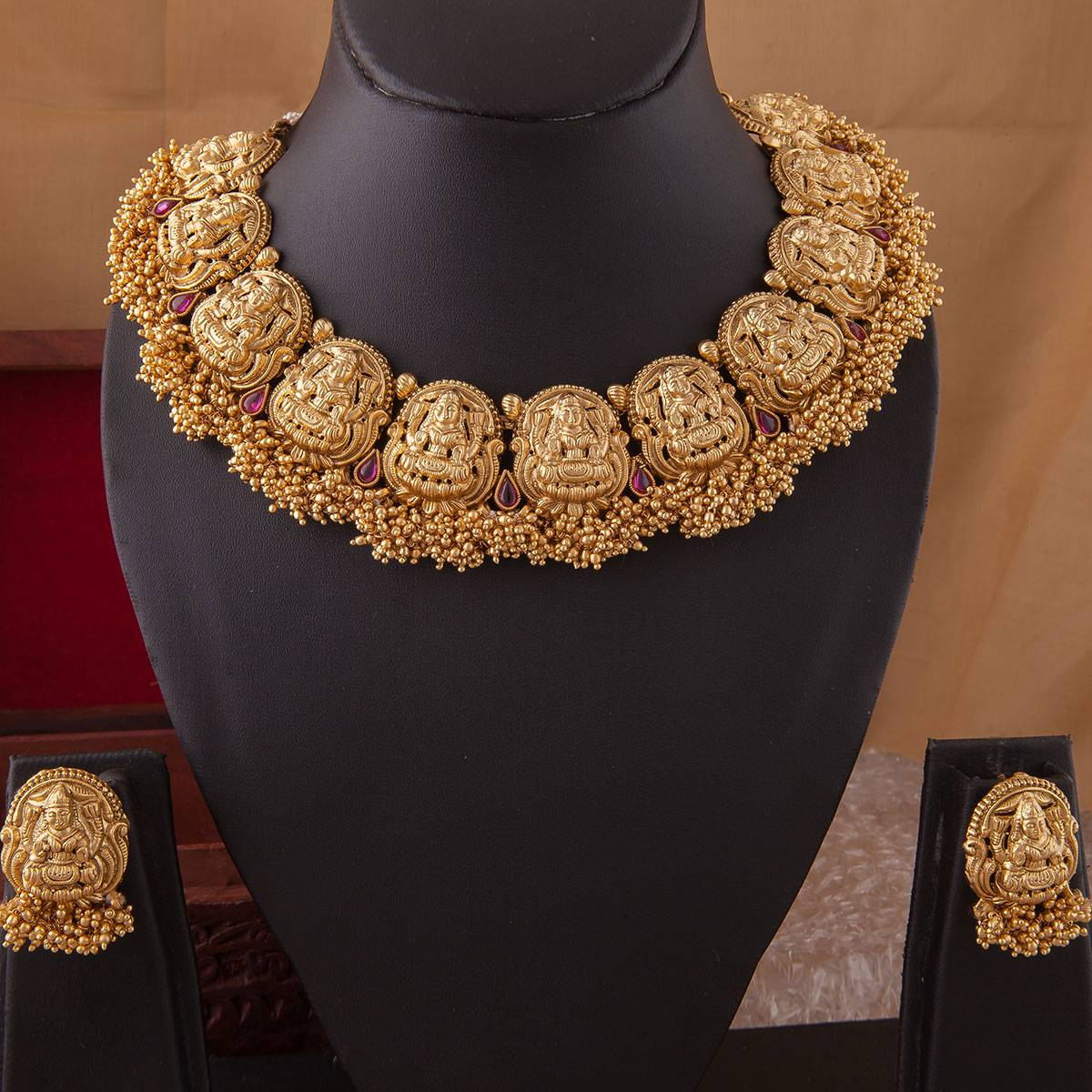 CHETTINAD NECKLACE NKCH - 30 - 0561120146
